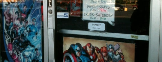 A Comic Shop is one of SE.