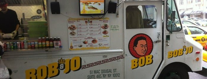 Bob & Jo Korean Fusion Truck is one of Nick 님이 좋아한 장소.