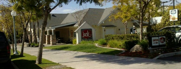Jack in the Box is one of Locais curtidos por Alfa.