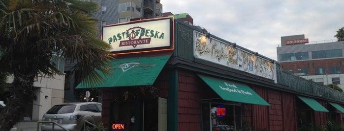 Pasta Freska is one of สถานที่ที่ Celeste ถูกใจ.