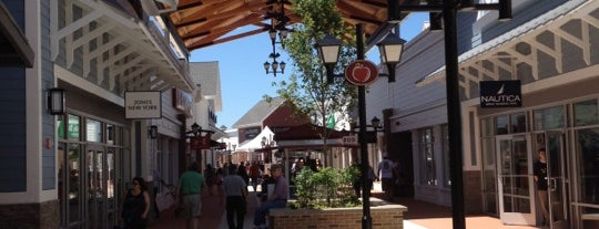 Merrimack Premium Outlets is one of Miss : понравившиеся места.