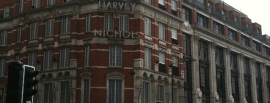 Harvey Nichols is one of UK.
