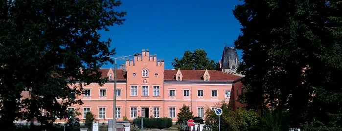 Schloss Gusow is one of Schlösser in Brandenburg.