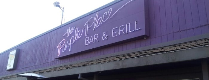 Purple Place Bar & Grill is one of Clubs & Bars.