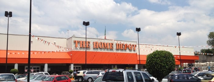 The Home Depot is one of My favorites places.