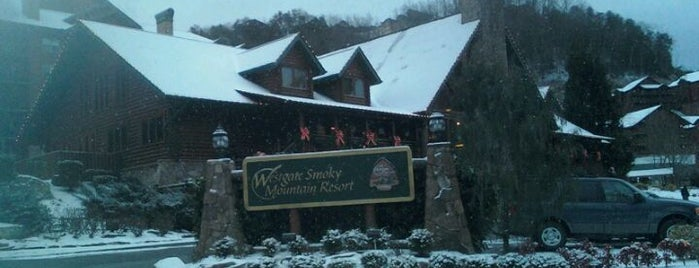 Westgate Smoky Mountain Resort & Spa is one of places to go.