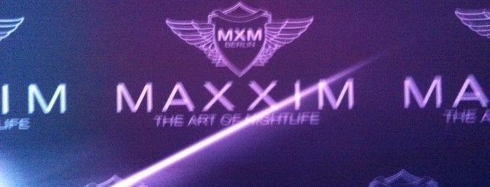 Maxxim Club is one of Must Do: Berlin.
