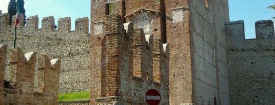 Castello di Soave is one of Castelli Italiani.