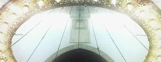Qiblatain Mosque is one of Tempat yang Disimpan Shiraz.