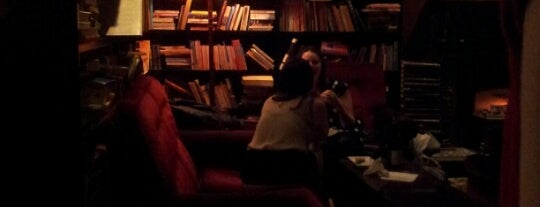 The Library Bar is one of Favorite Nightlife Spots.