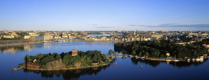 Stockholm is one of Lieux qui ont plu à Михаил.