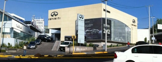 Infiniti interlomas is one of Lugares favoritos de Luis.