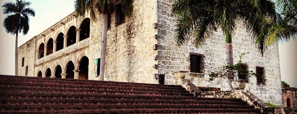 Alcázar de Colón is one of Orte, die Alan gefallen.