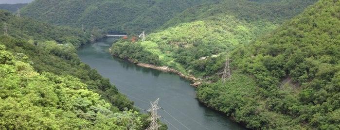 Bhumibol Dam is one of Posti che sono piaciuti a Silvia.