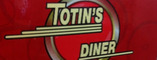 Totin's Diner is one of Nick 님이 좋아한 장소.