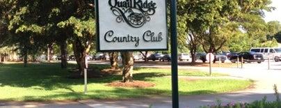 Quail Ridge Tennis Courts is one of Local Treasures.