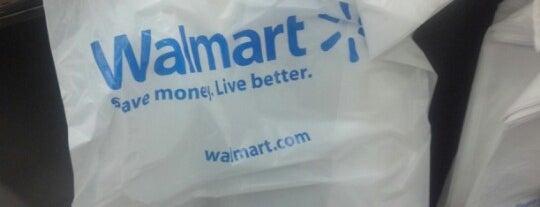 Walmart Supercenter is one of Orte, die Krysten gefallen.