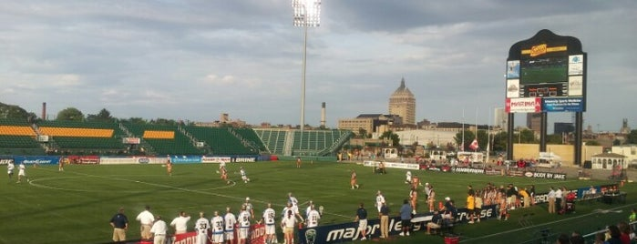 Capelli Sport Stadium is one of Cool places in NY (upstate).