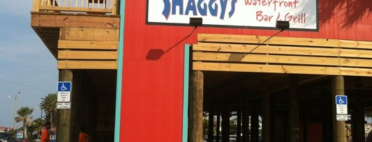 Shaggy's Pensacola Beach is one of Seafood Restaurants.