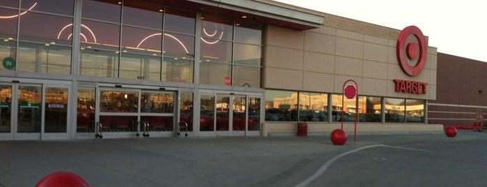 Target is one of Tempat yang Disukai Amber.