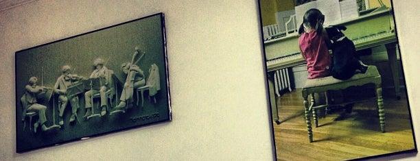 Yamaha Piano Jaya BSD City is one of Music.