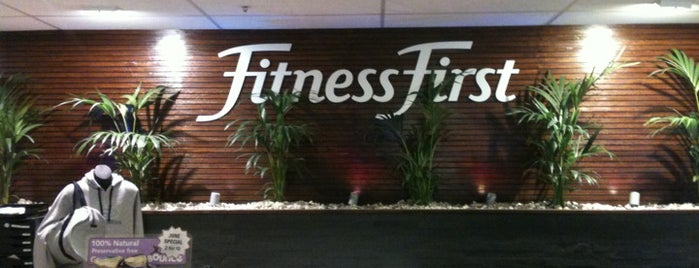 Fitness First is one of Lieux qui ont plu à Claudio.