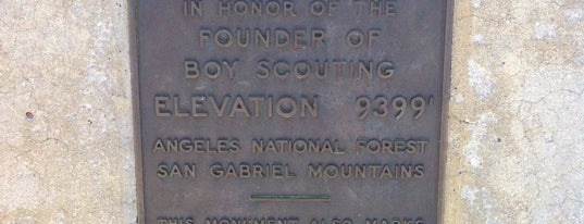 Mt. Baden Powell Summit is one of SoCal Musts.