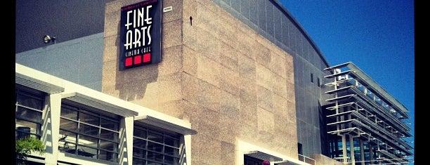 Fine Arts Café is one of Puerto Rico.