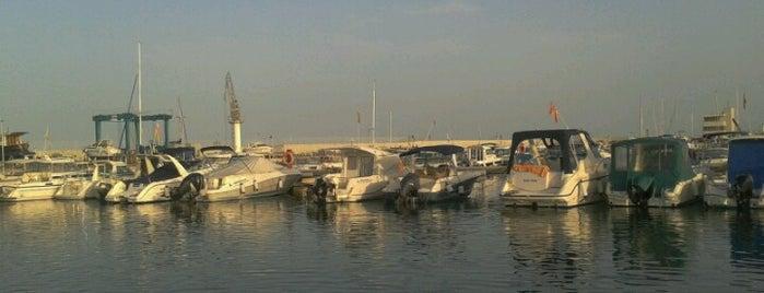Port de Segur de Calafell is one of Lieux qui ont plu à Ramon.