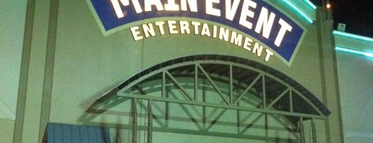 Main Event Entertainment is one of Orte, die Earl gefallen.
