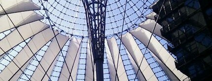 Sony Center is one of Trips / Berlin, Germany.