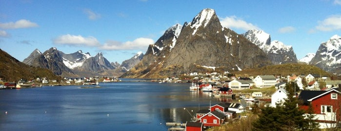 Reine is one of Scandinavia & the Nordics.