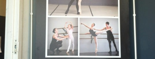 Oklahoma City Ballet is one of Oklahoma.