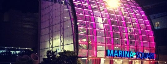 Marina Square is one of All-time favorites in Singapore.