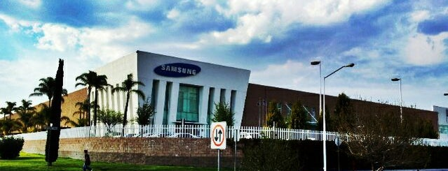 Samsung Electronics Digital Appliances Mexico is one of สถานที่ที่ Jose ถูกใจ.