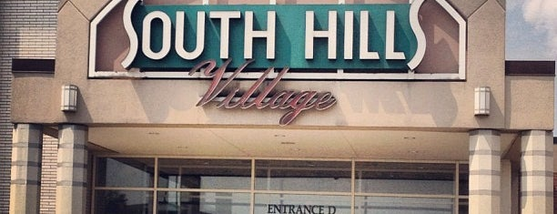 South Hills Village is one of Debra 님이 좋아한 장소.