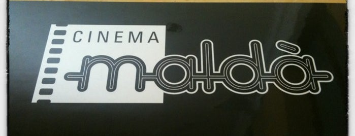 Cinema Maldà is one of Ofertas en Barcelona.