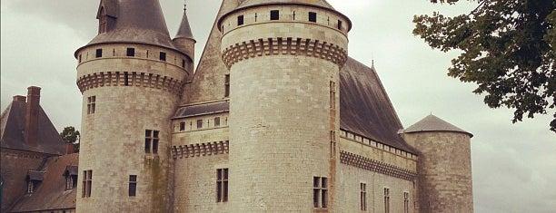 Château de Sully-sur-Loire is one of Sologne.