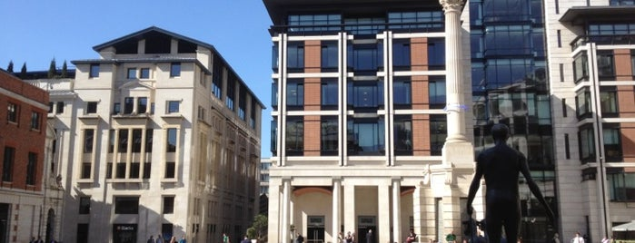 Paternoster Square is one of Londres / London.