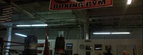 Kid Kelly Boxing Gym is one of Places to Workout.