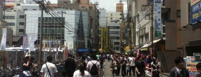 日本橋筋西通商店街 is one of まじめに気になるベニュー.