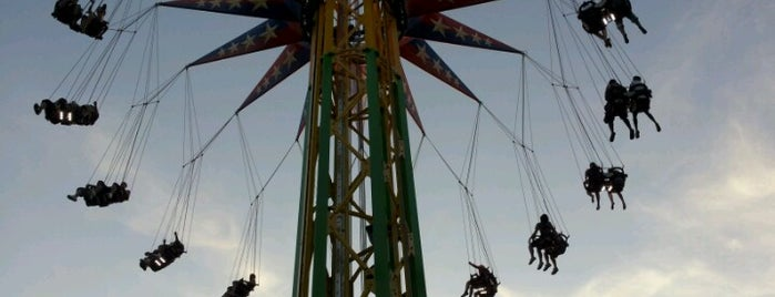 Sky Screamer is one of Christinaさんのお気に入りスポット.