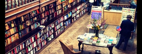 Daunt Books is one of To-Do in Europe II.