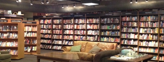 Boswell Book Company is one of Mill-e-wah-que.