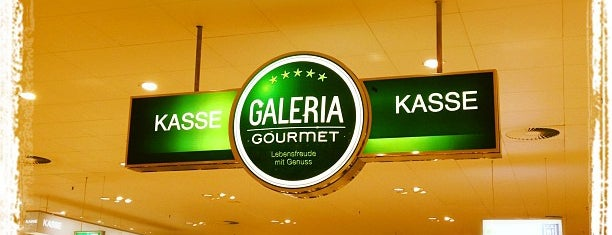 Galeria Gourmet is one of Berlin für Foodies.