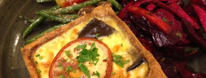 Rose Bakery is one of Paris food.