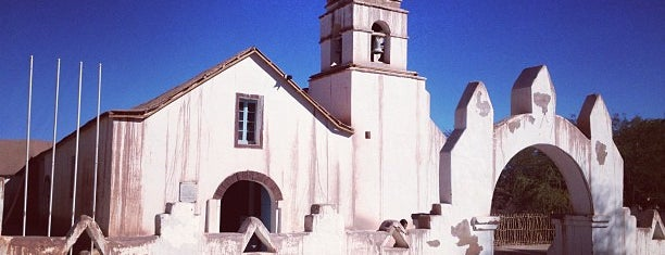 Iglesia de San Pedro is one of CHILE.