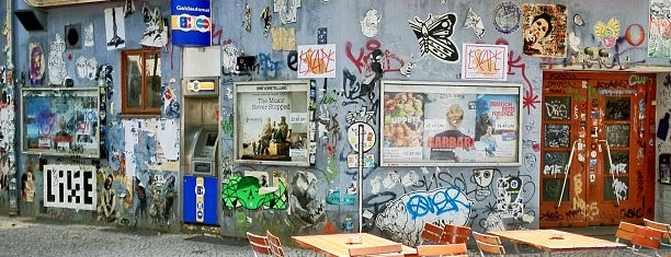 INTIMES KINO is one of StorefrontSticker #4sqCities: Berlin.