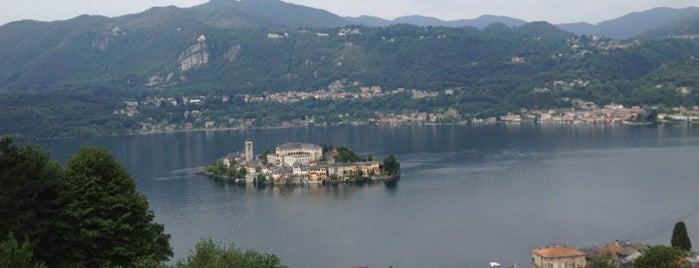 Sacro Monte di Orta is one of Milano To-do's.