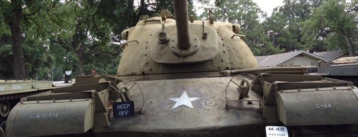 Texas Military Forces Museum is one of Austin [Attractions]: Been Here.